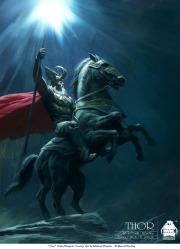 Thor - Odin Sleipnir