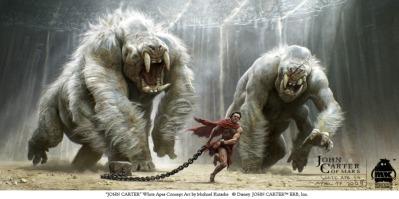 Thor - White Apes