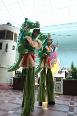 Lotte World - Mask Festival